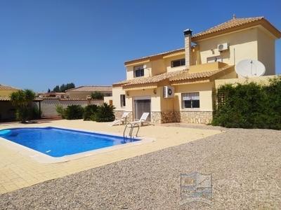 Villa Acer: Resale Villa in Zurgena, Almería