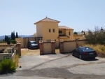 Villa Acer: Resale Villa for Sale in Zurgena, Almería