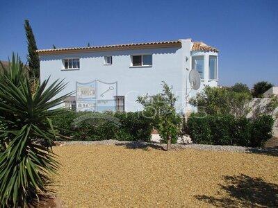 Villa Bliss cla7399: Resale Villa in Almanzora, Almería
