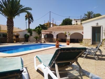 Villa Campanula : Resale Villa in Arboleas, Almería