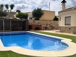 Villa Mosaic : Resale Villa for Sale in Arboleas, Almería