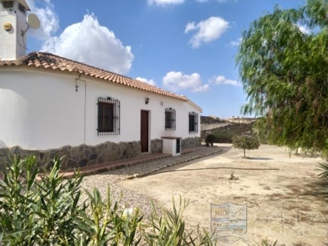 Villa Violeta: Resale Villa for Sale in Arboleas, Almería
